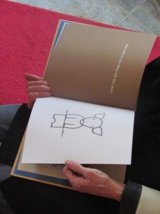 Reading with young children: a picture walk
