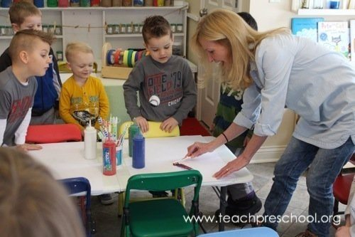 Learn more about the Teach Preschool blog