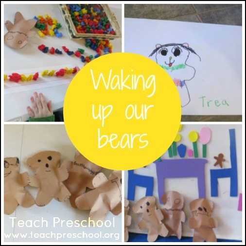 Waking up our bears