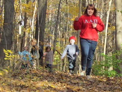 Finding balance between outdoor safety and adventure in preschool