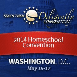 Teach Them Diligently Homeschool Convention 2014 Washington DC
