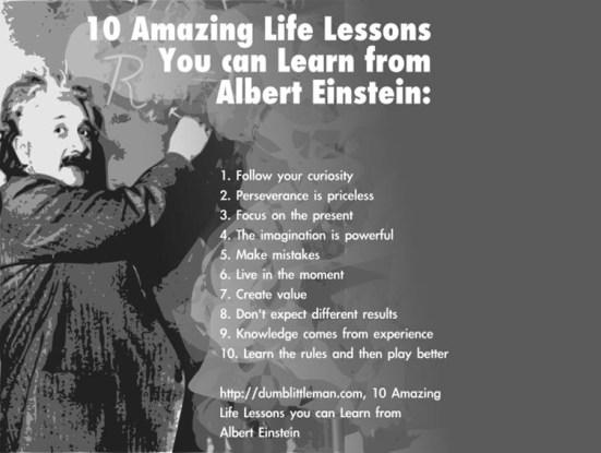 einstein-life-lessons