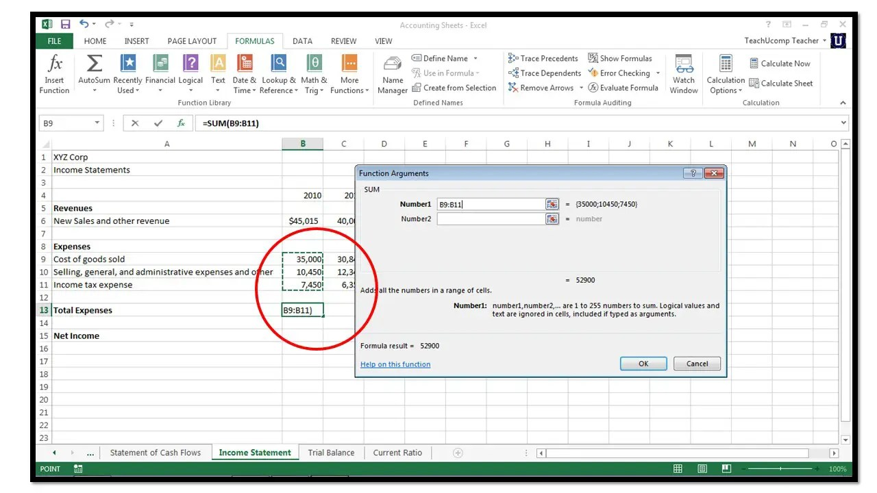 How To Sert Functi S Micro Ft Excel 2013