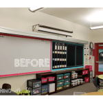 Personalizing the Classroom with Bunting Banners