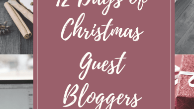 Photo of 12 Days of Christmas Guest Bloggers – A Side of Crunchy