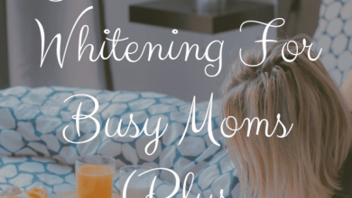 Photo of Affordable At-Home Teeth Whitening for Busy Moms [Plus Giveaway!]