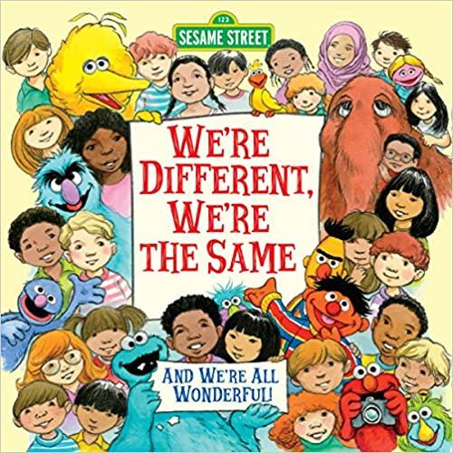 We're Different, We're the Same book about race