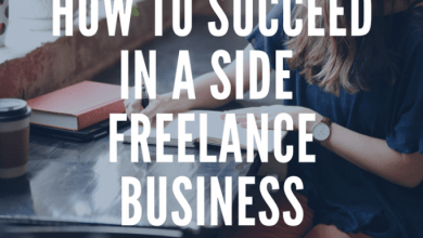 Photo of Working Moms: How to Succeed in a Side Freelance Business