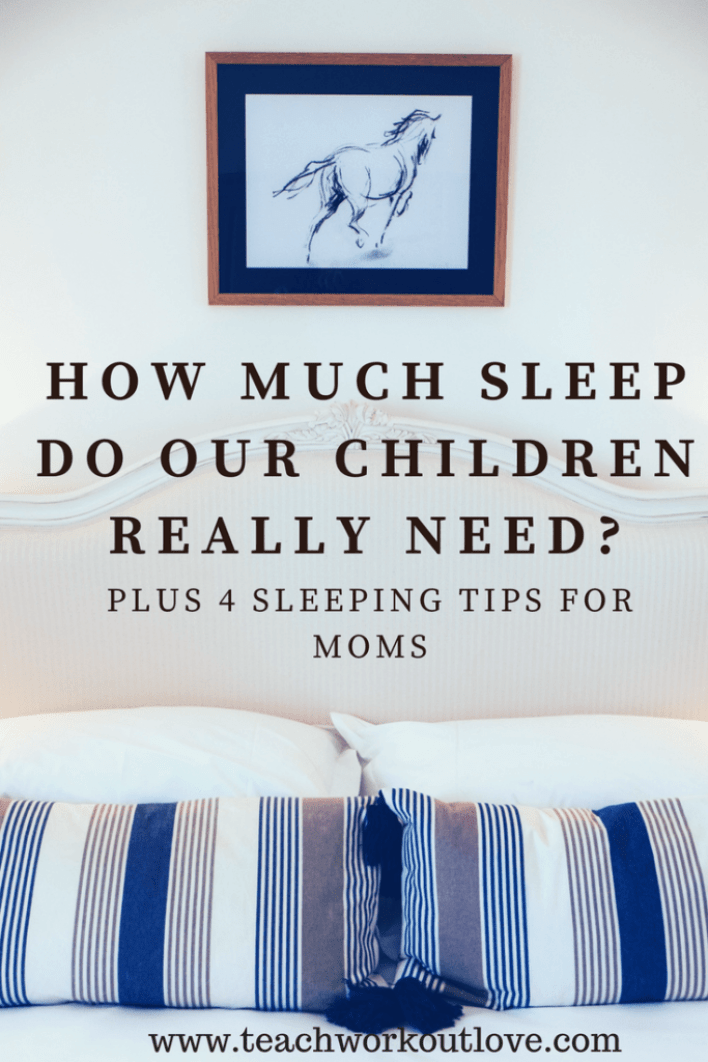 blue-bed-with-horse-picture-sleep-tips-for-moms-teachworkoutlove.com