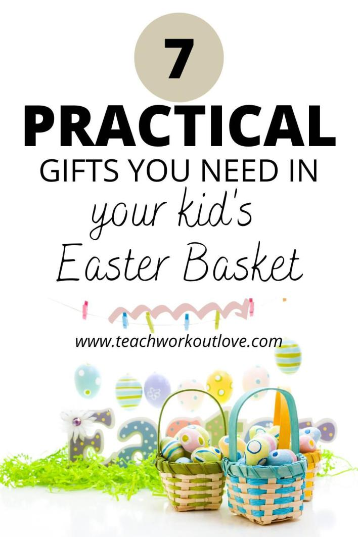Easter gifts for kids. This article will give you adorable gifts ideas that can work for different ages of kids.