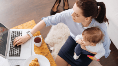 Photo of Back to Work After Maternity Leave? 5 Tips for Working Moms