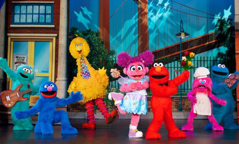 3 Excellent Reasons To Go To Sesame Street Live