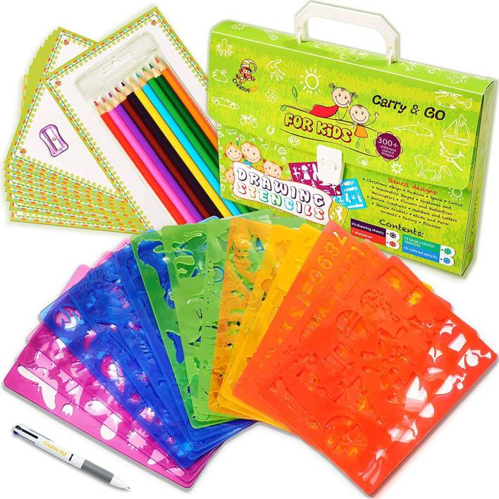 kids stationary kit