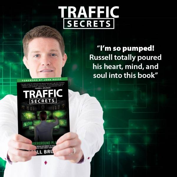 Traffic Secrets with Russell Brunson