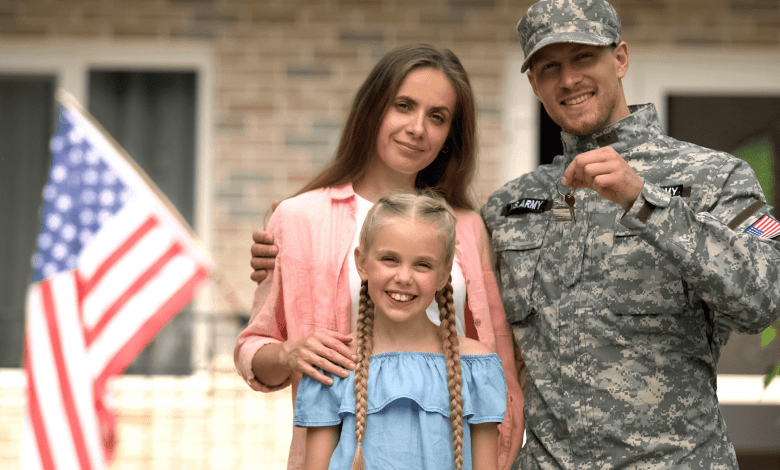 How Military Families Can Save This Month for Veterans Day