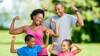 Photo of 5 Tips for Getting The Whole Family Involved in Fitness
