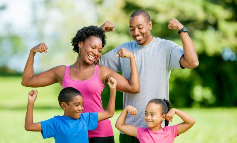 5 Tips to Getting The Whole Family Involved in Fitness