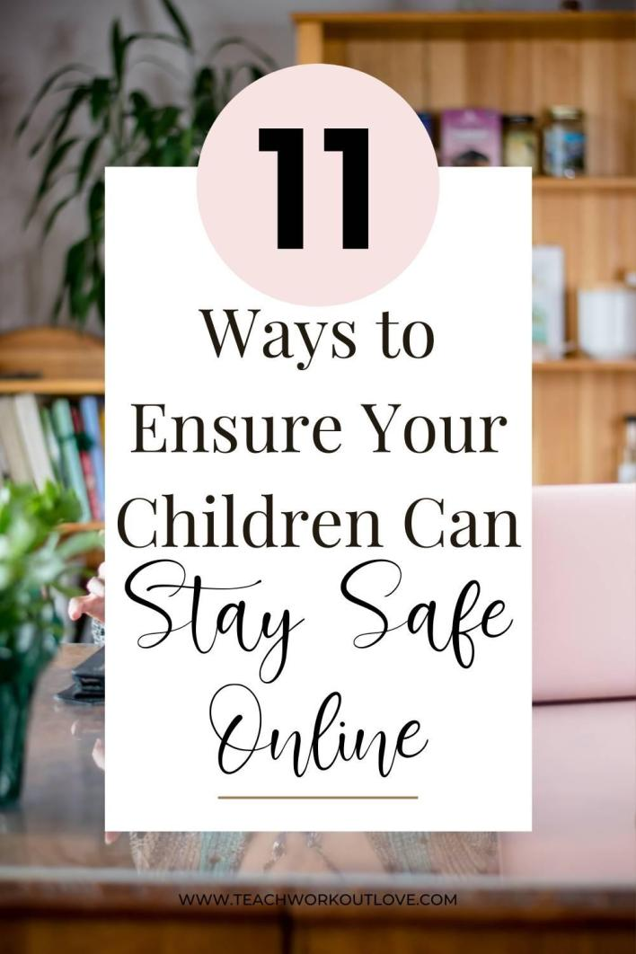 Parenting is already hard, but with smartphones & social media, it's super challenging. Here's some tips to have kids stay safe online.