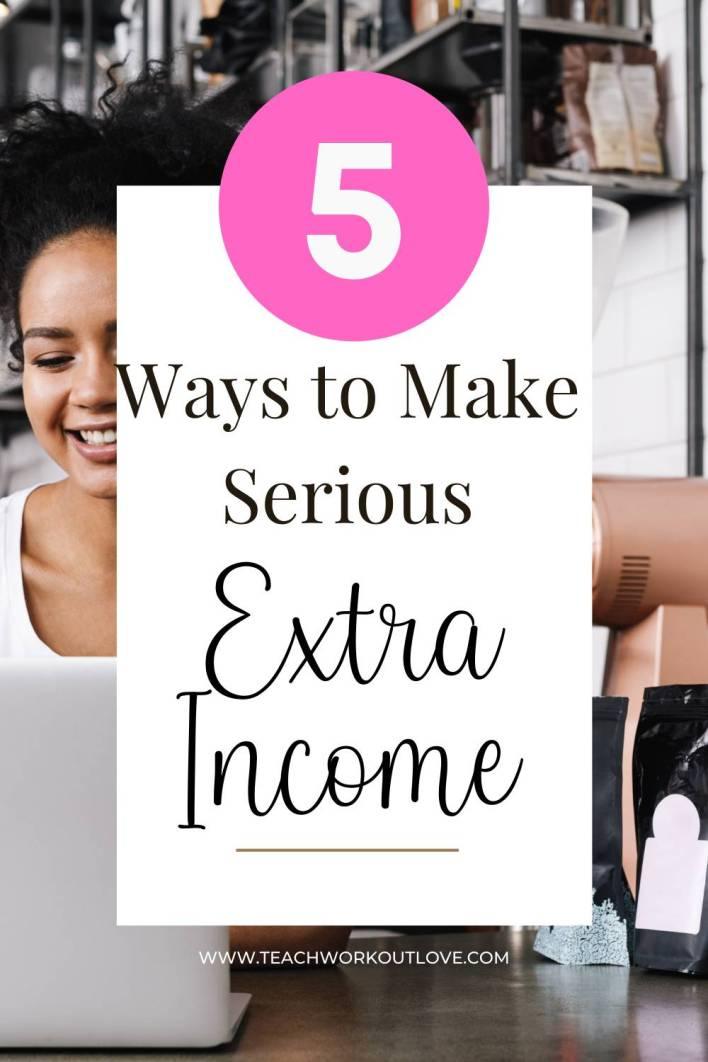 Want to make some extra income as a side hustle? We have some ideas for you. Read on to find out how to make some serious extra income now.