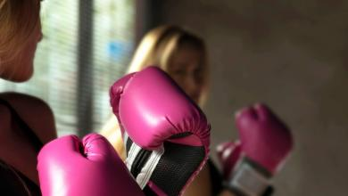 Photo of Full Body Boxing Workout For Busy Moms!