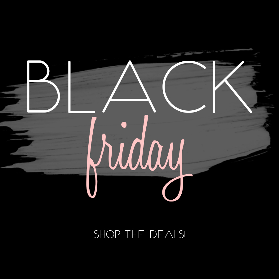 BLACK FRIDAY DEALS & CYBER MONDAY COUPON CODES