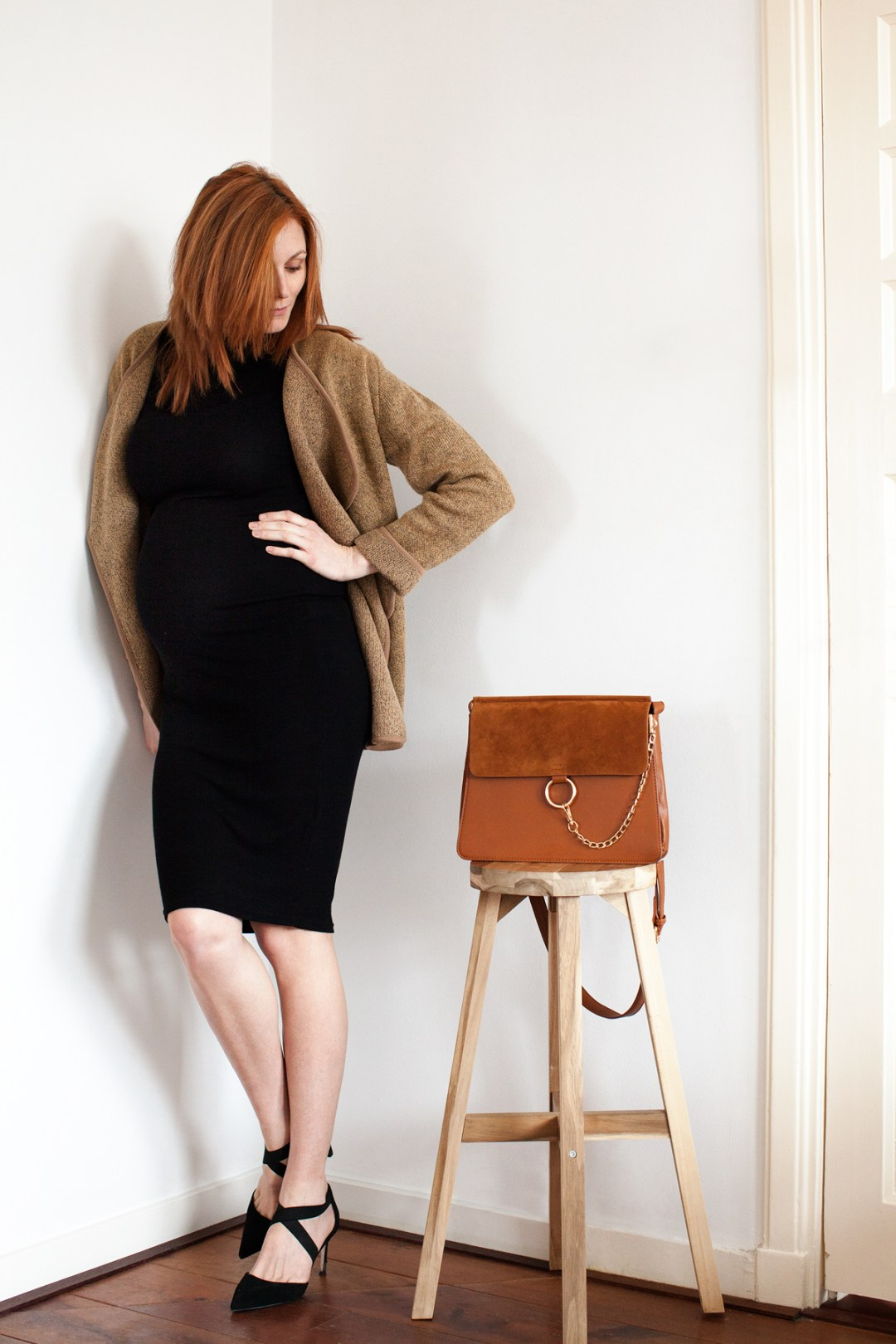 Wearing Non-Maternity Style