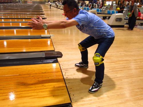 沖縄でボウリング大会