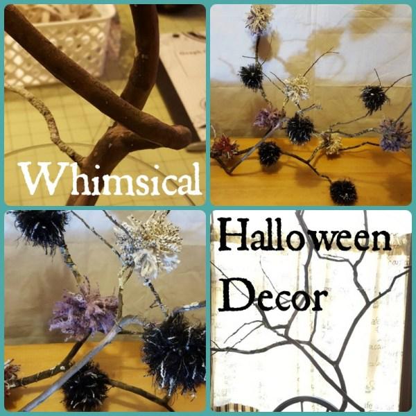 Whimsical Halloween Decor
