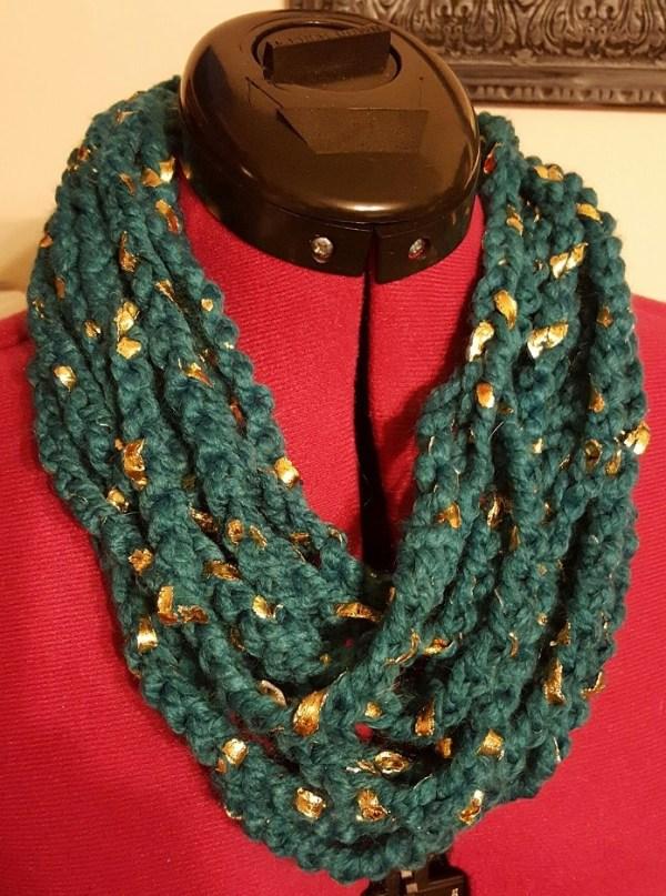 wrap-scarf