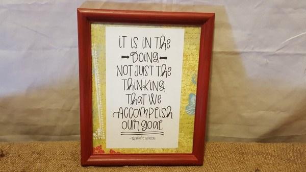framed-sign