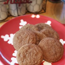 cookie baking tips and a cookie recipe