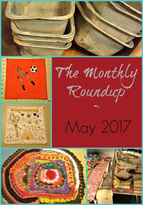 the monthly roundup May 2017