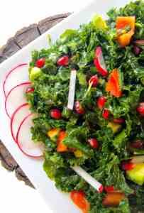 "The ""Actually Good"" Kale Salad"
