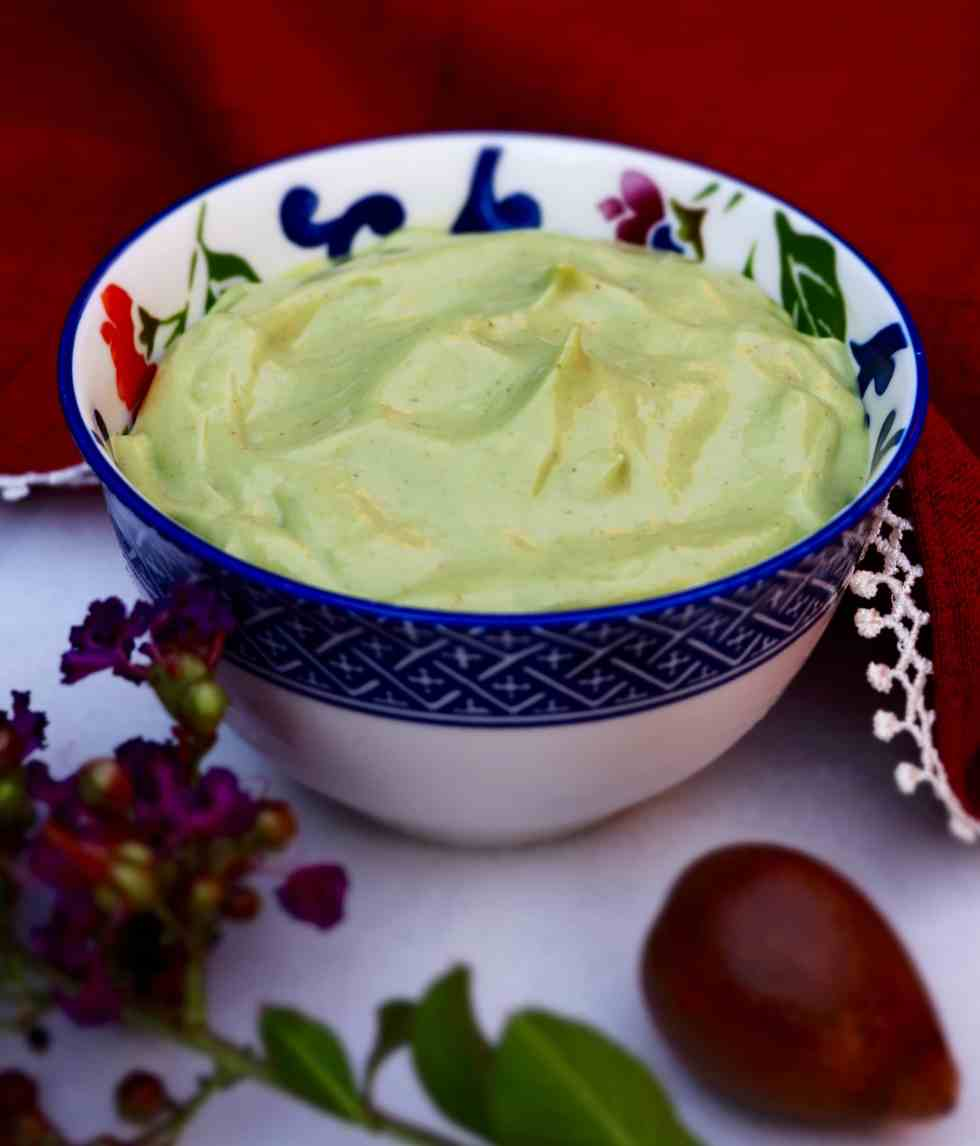 Creamy Blender Avocado Pudding - Baby/Toddler/Grown-up Friendly