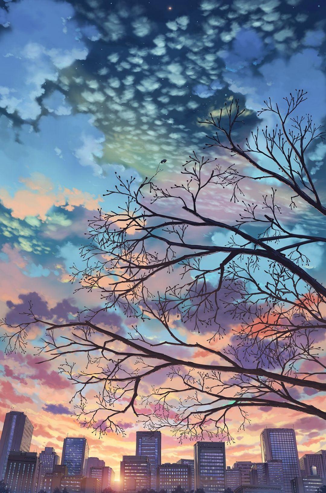 Aesthetic Anime Iphone 1080x1632 Wallpaper Teahub Io