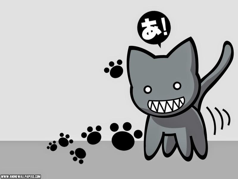 Anime Cats Wallpaper 16 Azumanga Daioh Cat 800x600 Wallpaper Teahub Io
