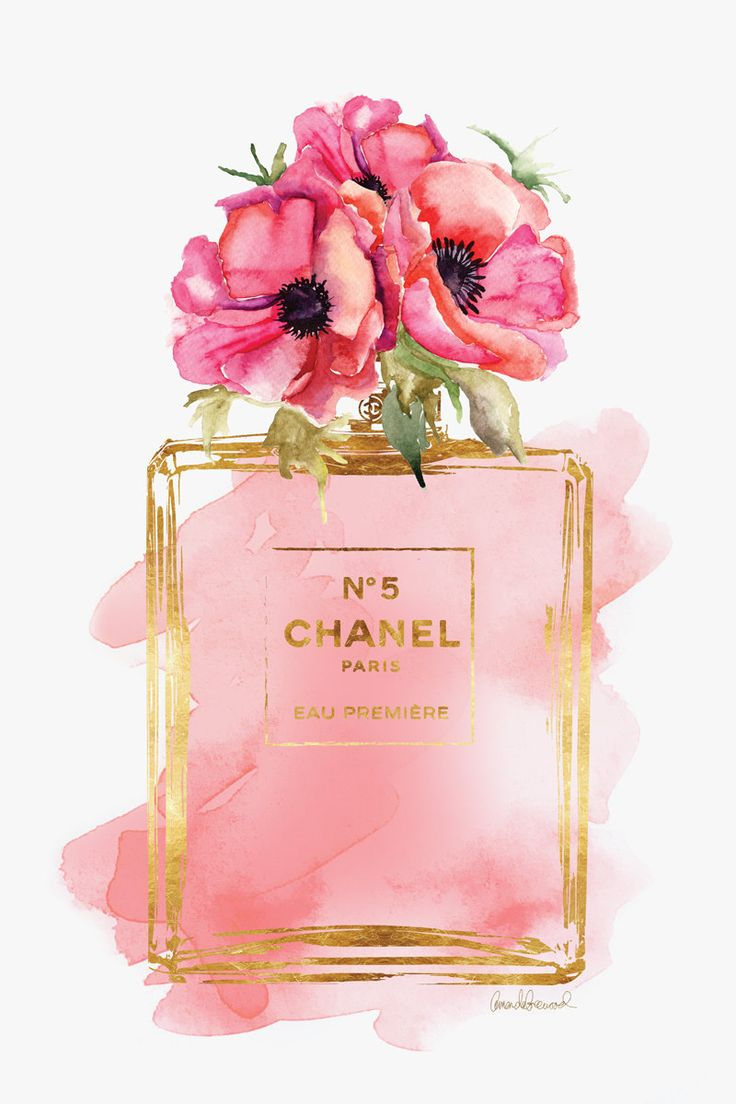 chanel posters 736x1104 wallpaper