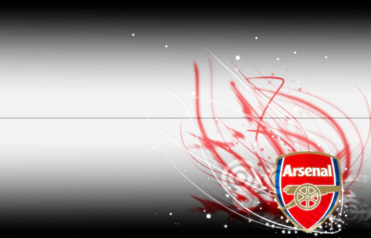arsenal logo wallpaper arsenal f c