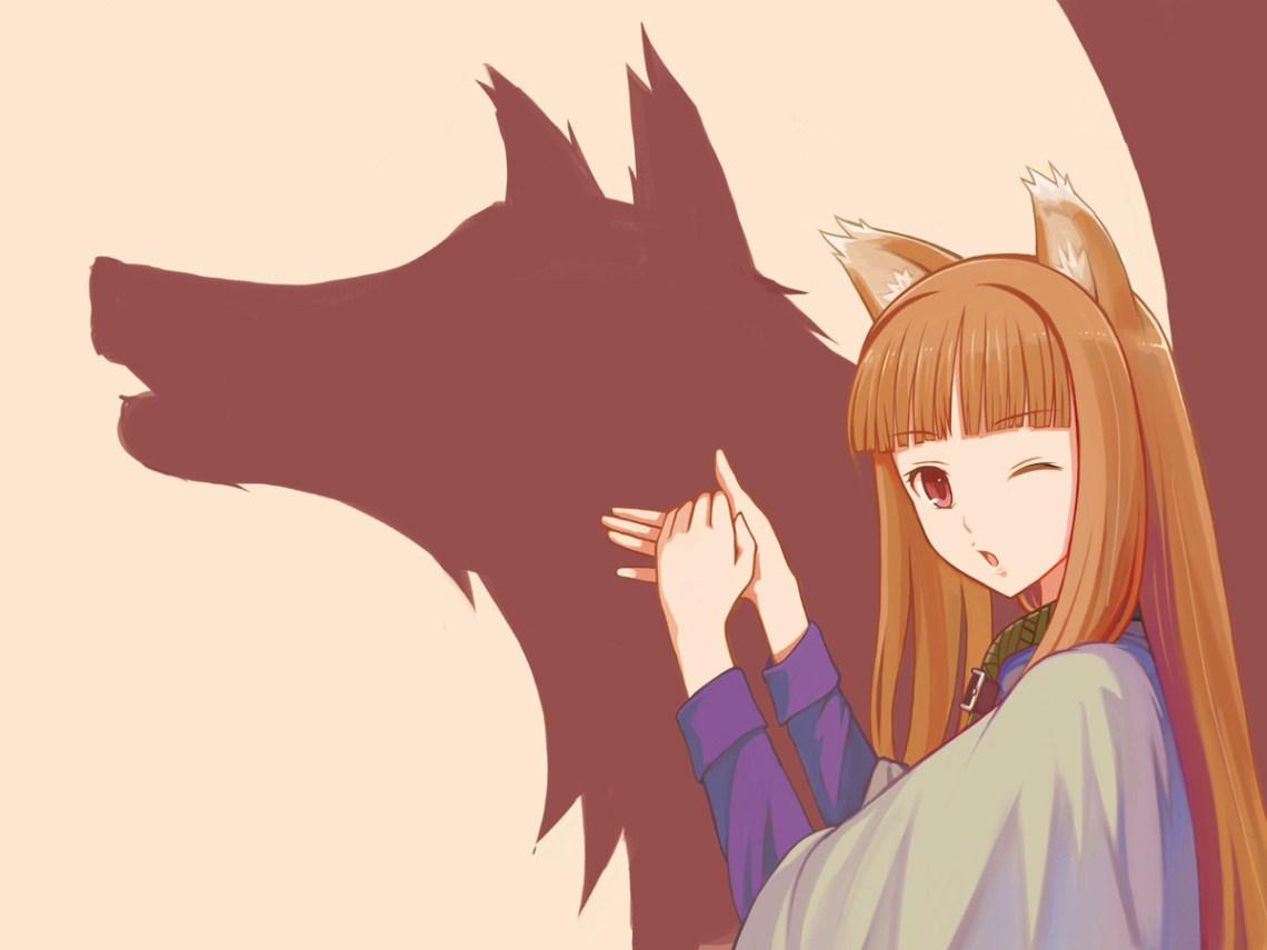 Spice And Wolf 1200x900 Wallpaper Teahub Io
