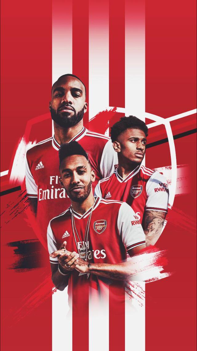 arsenal players wallpaper 2019