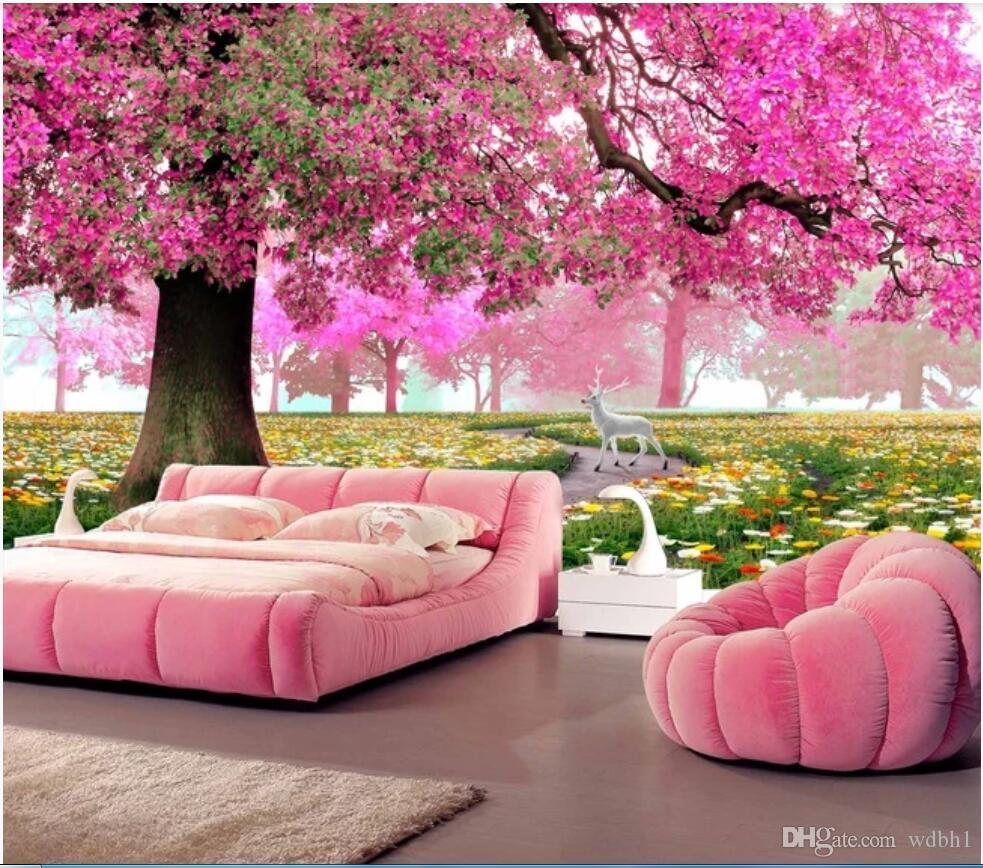 Romantic Pink Bedroom 983x868 Wallpaper Teahub Io