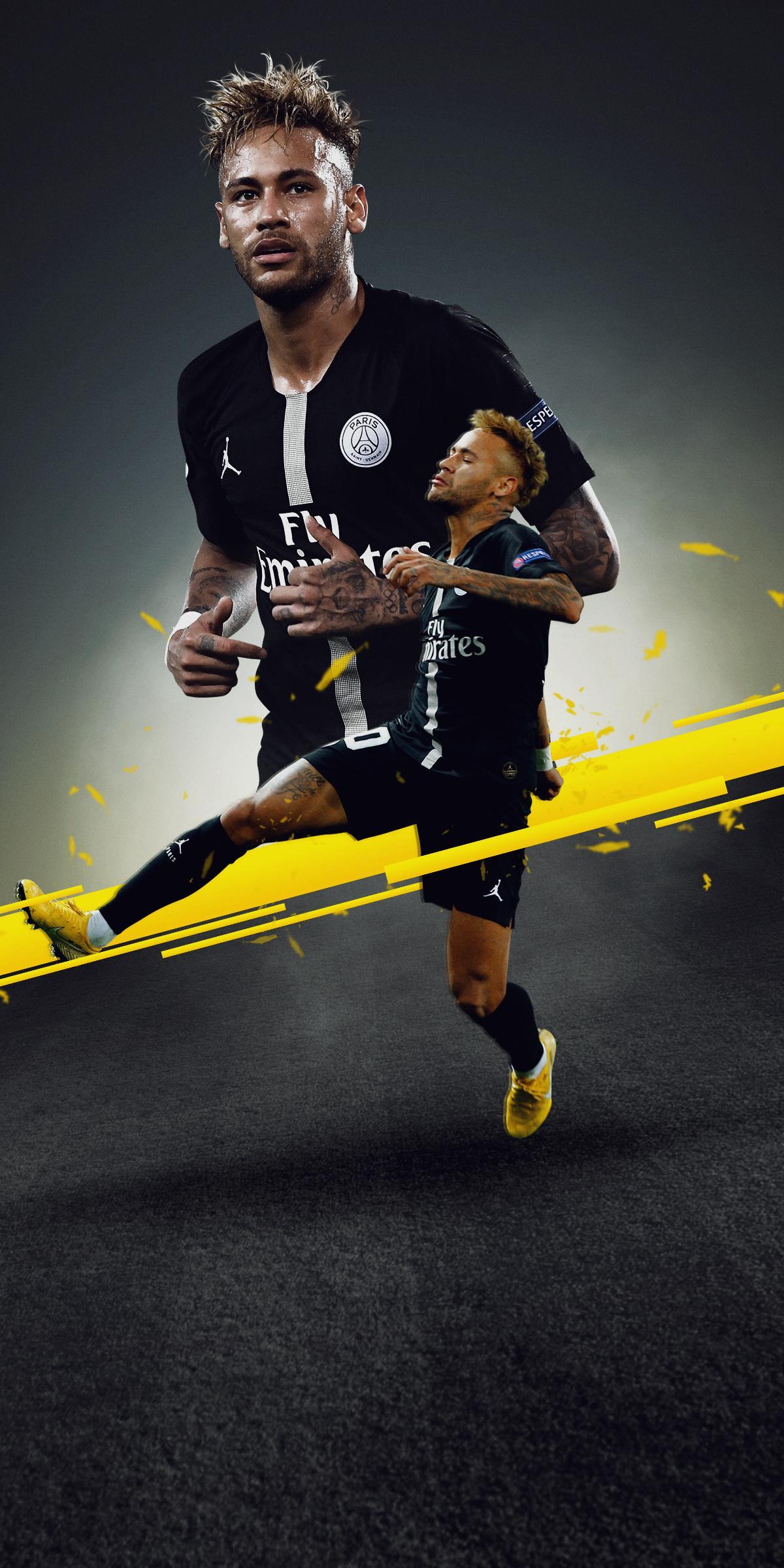 neymar wallpaper hd psg 2019