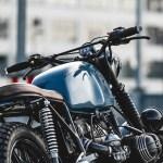 Wallpaper Bmw R80 Bmw Motorcycle Bike Blue Side Bike Wallpaper Hd For Mobile 3840x2400 Wallpaper Teahub Io