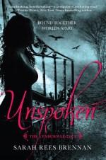 Review: Unspoken, Sarah Rees Brennan