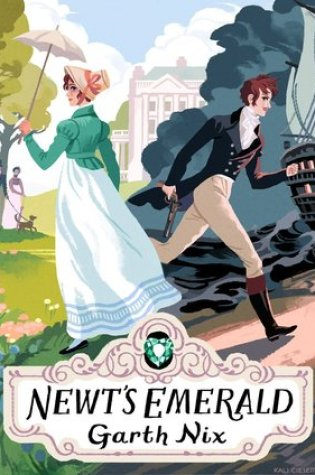 Review: Newt's Emerald, Garth Nix