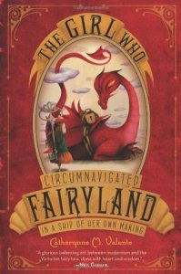 The girl who circumnavigated fairyland.