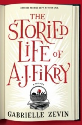 Review: The Storied Life of A.J. Fikry, Gabrielle Zevin