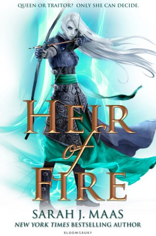 Review: Heir of Fire, Sarah J Maas