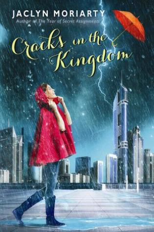 Review: The Cracks in the Kingdom, Jaclyn Moriarty