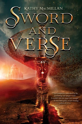 Review: Sword and Verse, Kathy MacMillan